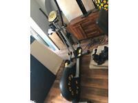 Golds gym exercise machine