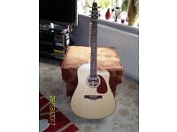 Seagull Maritime SWS CW SG QI Electro Acoustic Guitar (For Sale)
