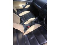 Vw golf gt tdi 11 month not. NEEDS GEARBOX HENCE PRICE.