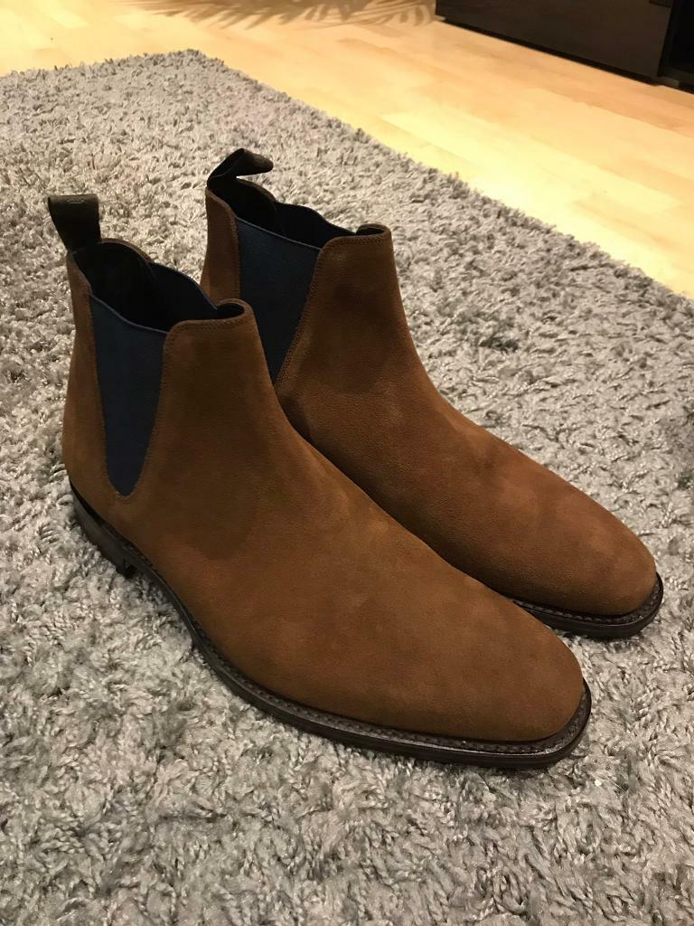 8ab5a1915d4 Loake Chelsea Boot. Size 10.5 UK. Caine Brown Suede | in Kings Langley,  Hertfordshire | Gumtree