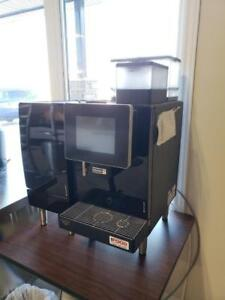 Franke Commercial Coffee Machine - Coffee shop espresso and cappuccino machine - LIKE new!