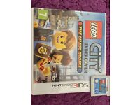 Nintendo 3DS Lego City Undercover Game