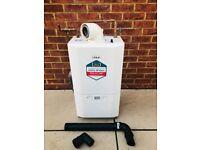 Ideal logic heat 18 boiler