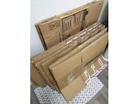 Free moving boxes - extra large & small/medium