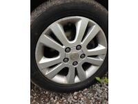 """Vauxhall 16"""" 5stud alloys"""