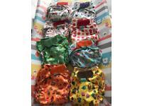 Totsbots V3 Easyfits reusable cloth nappies