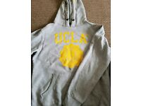 UCLA grey hoody