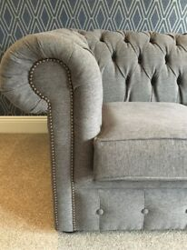 Chesterfield Sofa 18 months old excellent condition