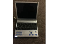 £55 or open to sensible offers philips laptop for spare or repairs