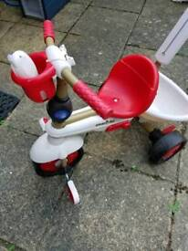 Smartrike 4 in1 with touch steering