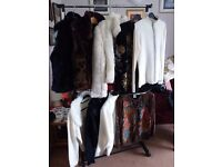 Ladies Gil lets and waistcoats size m - large