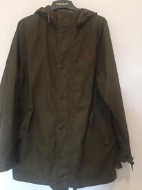 Fred Perry Parka