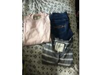 Jack Wills & Abercrombie and Fitch Bundle