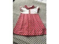 Little bird dress 12 to 18 months