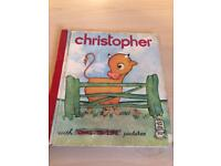 Christopher book