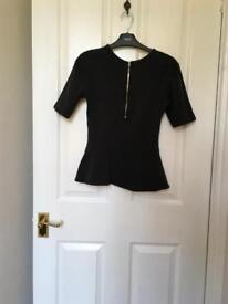 Gap grey top size small