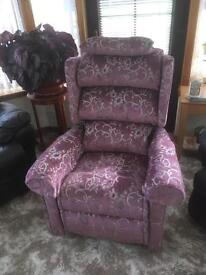 Recliner Chair with Heater and Massage