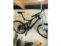 Specialized stumpjumper carbon mountain bike