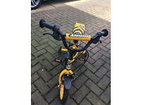 14inch Apollo kids bike