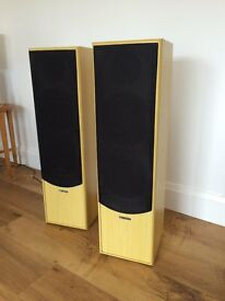 Acoustic Solutions Speakers height 80cm