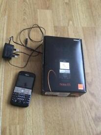 Nokia E5 smart phone