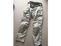 BMW motorcycle trousers XL