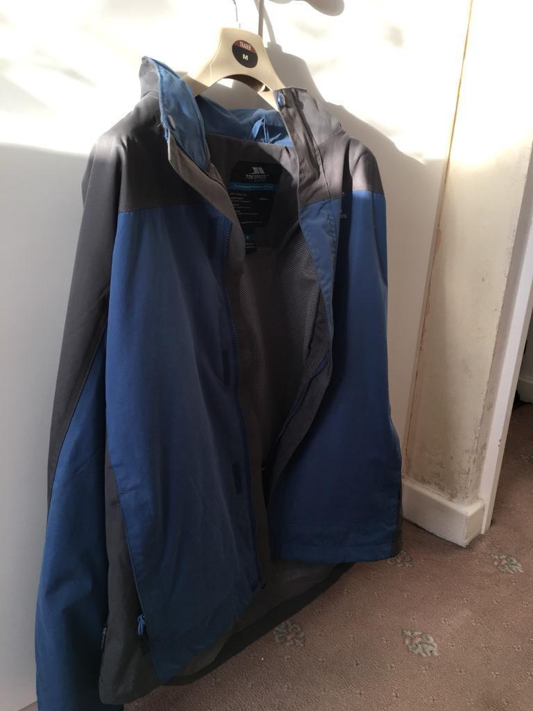 Three jackets. Size medium.