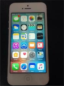 Apple I phone 5 16gb on EEnetwork