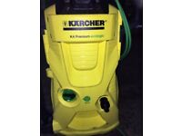 K4 Premium Ecologic Karcher Pressure Washer