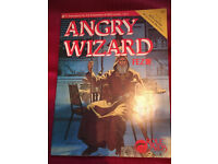 Advanced Dungeons & Dragons Role Aids Module - FEZ III Angry Wizard