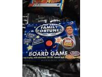 Family fortunes for sale