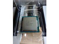 Intel i5 6600 CPU 3.3ghz used SKYLAKE