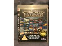 Sega mega drive collection Ps3 £6