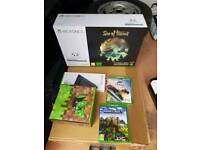 Xbox One S 1TB Console Sea of Thieves Bundle Edition. Brand New