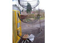boat parts 3 tier hanging fruit basket