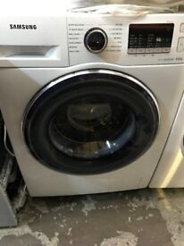 Samsung Eco Bubble Washing Machine WW80J555FW