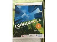 Edexcel AS level Economics A Peter Smith