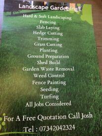 Landscape Gardener & Property Maintenance