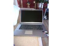"""Laptop sony vio 15"""" wide full hd1080"""