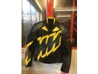 Diablo motirbike keather jacket