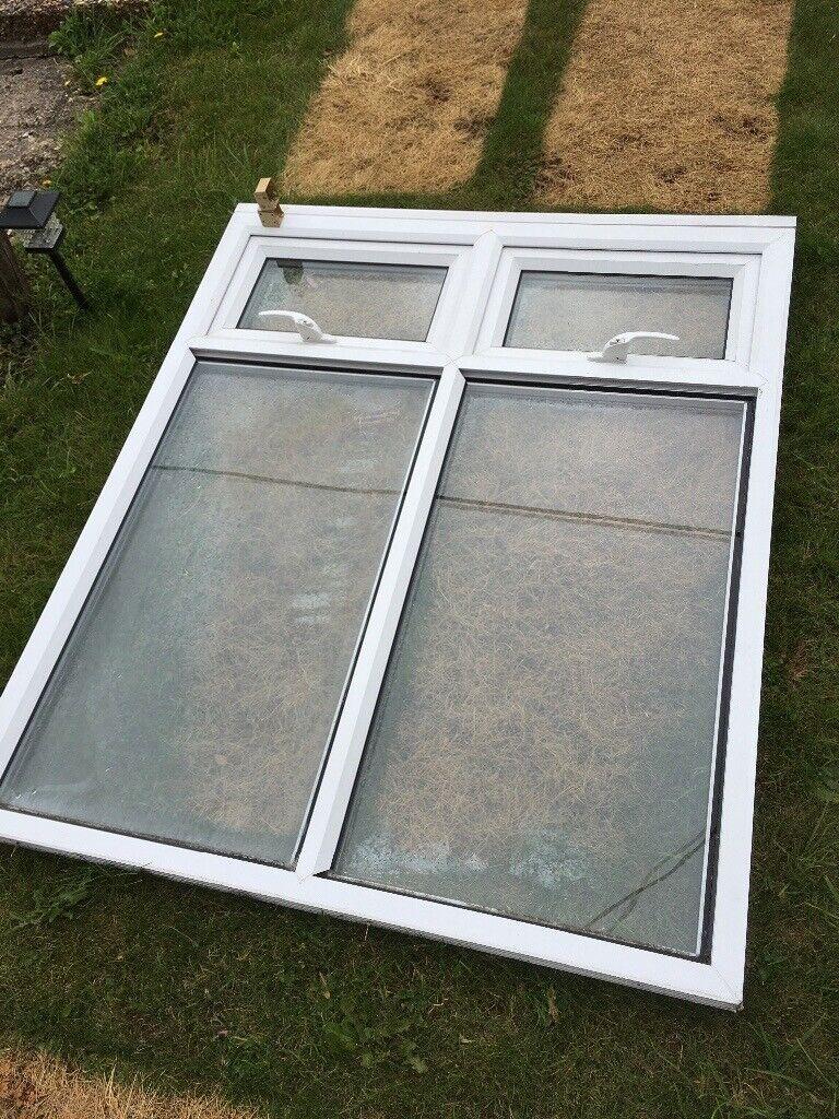 For Sale 3 Large Pvc Windows Double Glazed In Berkhamsted Hertfordshire Gumtree
