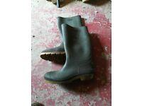 Wellies, wellington boots