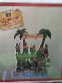collectable pirates of the caribean