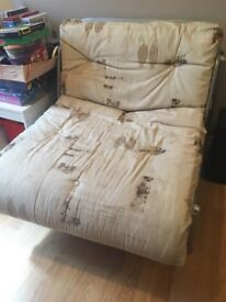 Futon chair for sale