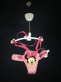 Minnie the mouse door bouncer