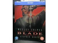Blade Blu Ray Steelbook. Sealed