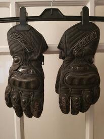 Spada Enforcer Waterproof Motorcycle Gloves (Size Medium)