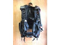 Top of the range BCD ScubaPro X-Black Medium