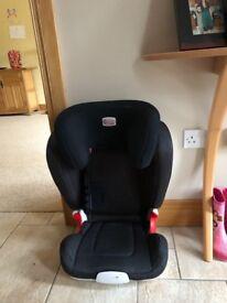 Brittax car seat Group 2/3