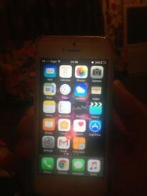 iPhone 5 unlocked to any Network